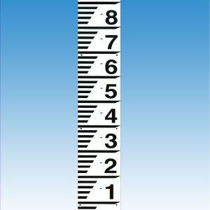 Water-depth-level-gauge-board-039H2O