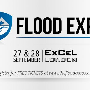 Flood Expo Graphic event