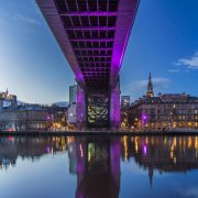 March - Reflections of the Tyne Bridge by Ian Murray